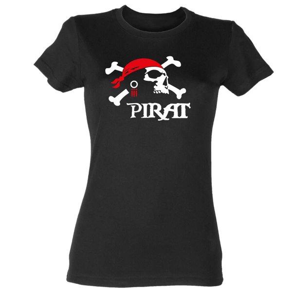 Pirat Damen T-Shirt