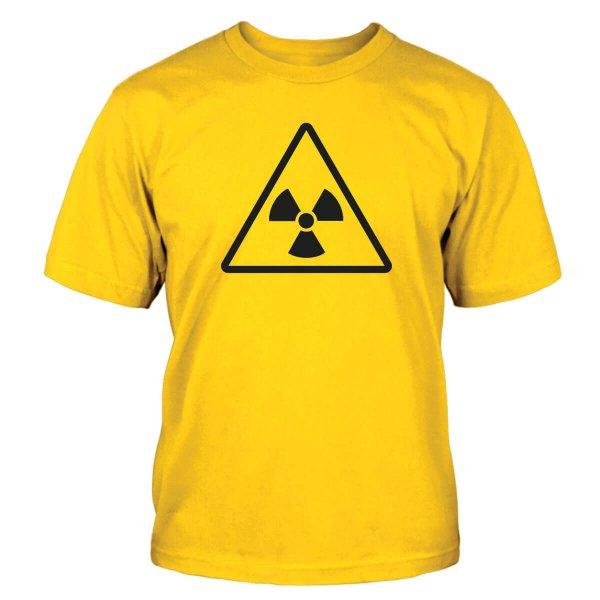 Radioaktiv T-Shirt