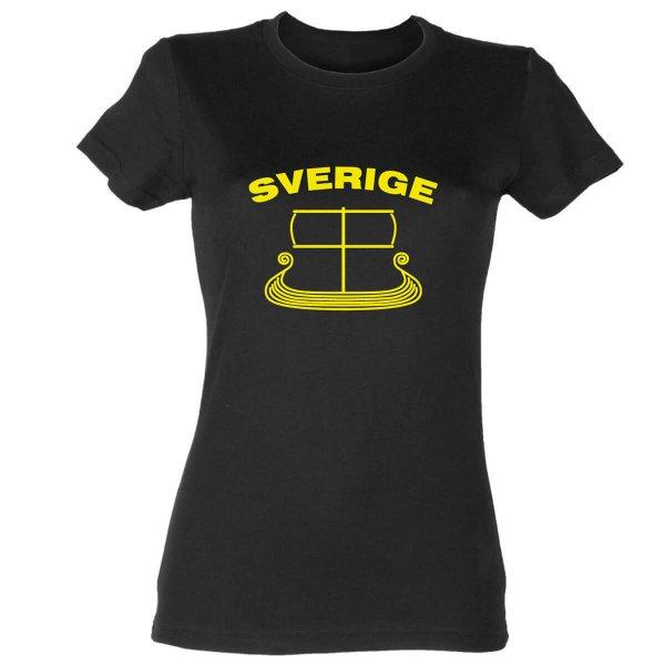 Schweden Damen T-Shirt