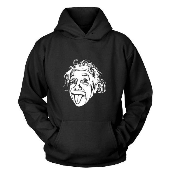 Albert Einstein Kapuzenpullover