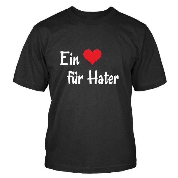 Ein Herz für Hater T-Shirt