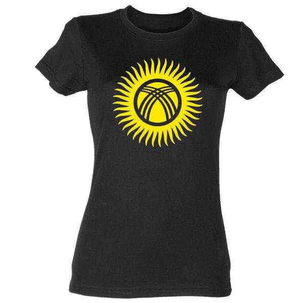 Kirgistan Damen T-Shirt
