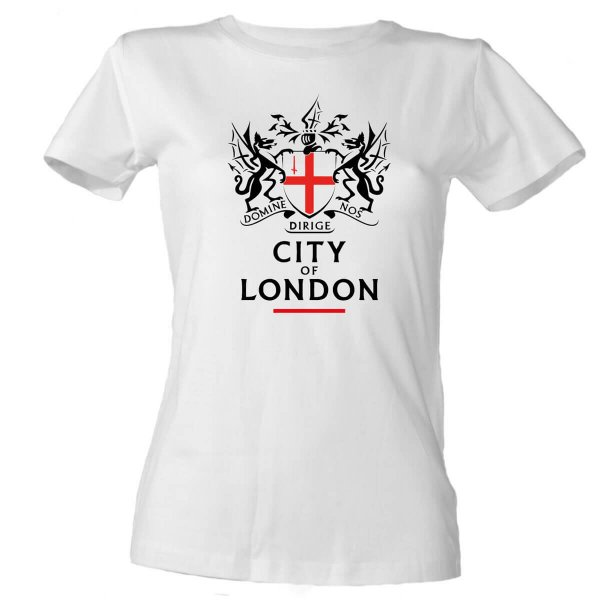 City of London Damen T-Shirt