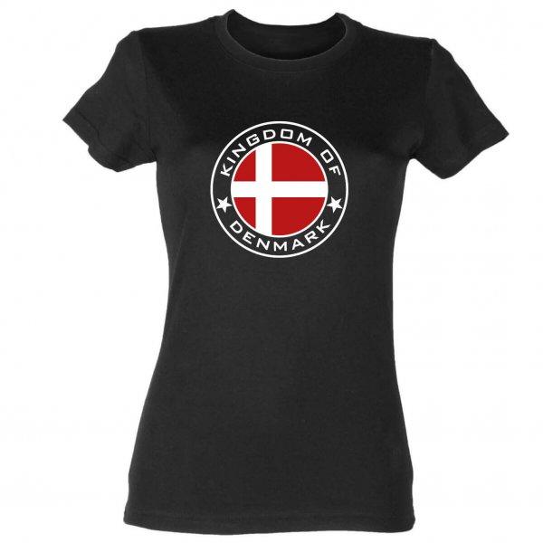 Dänemark Damen T-Shirt