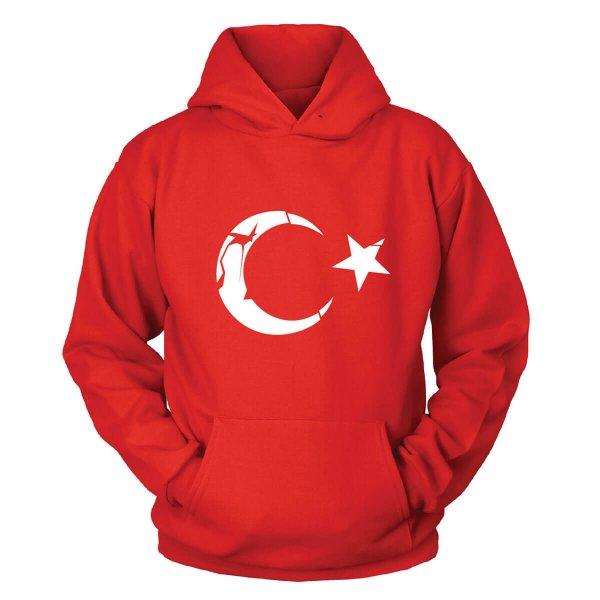 Türkei Kapuzenpullover