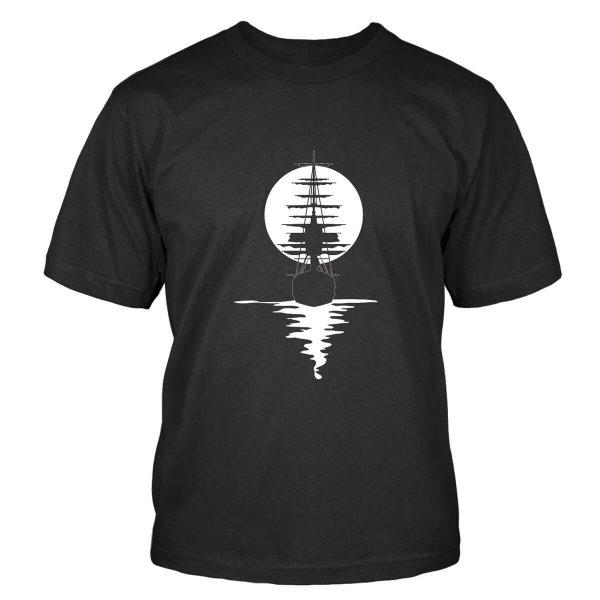 Segelschiff T-Shirt
