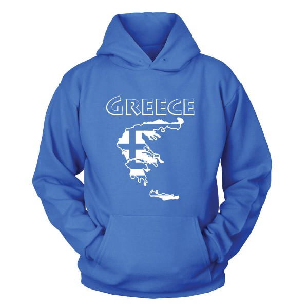 Greece Kapuzenpullover