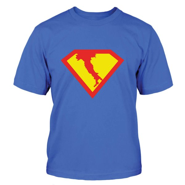 Superman Italien T-Shirt
