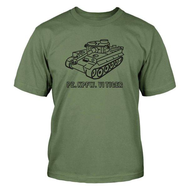Panzerkampfwagen VI Tiger T-Shirt