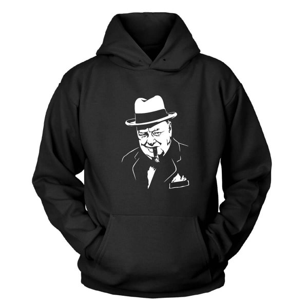 Winston Churchill Kapuzenpullover