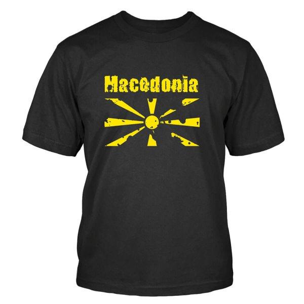 Mazedonien T-Shirt