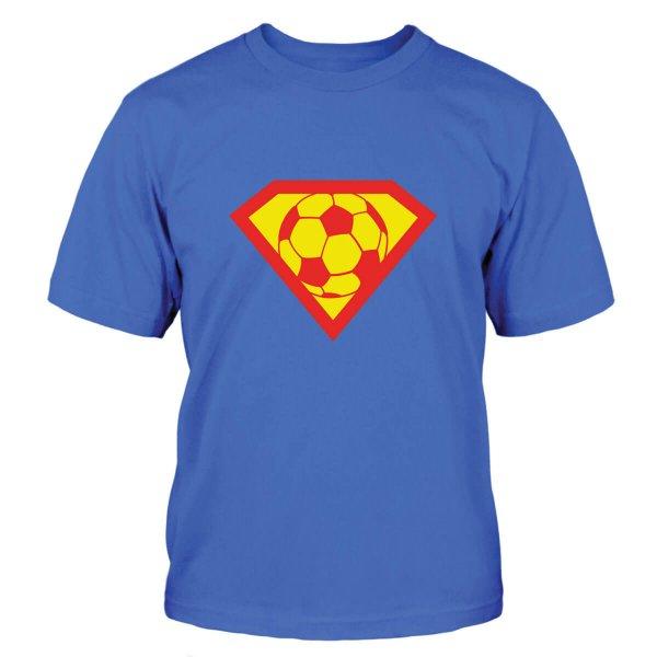 Superman Fußball T-Shirt