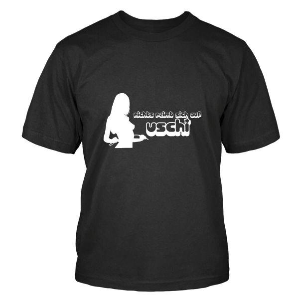 Nichts reimt sich auf Uschi T-Shirt