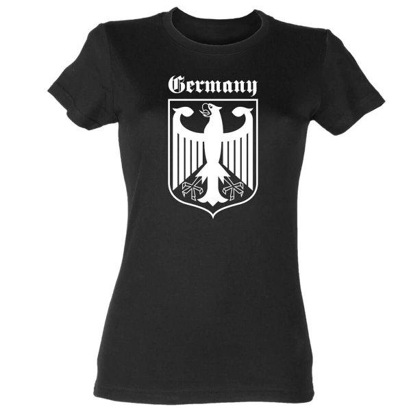Deutschland Damen T-Shirt