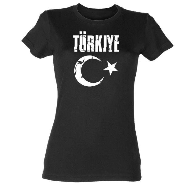 Türkiye Damen T-Shirt