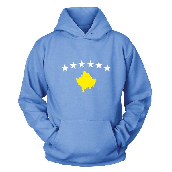 Kosovo Kapuzenpullover