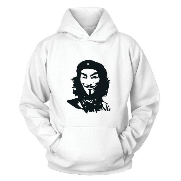 Anonymous Che Guevara Kapuzenpullover