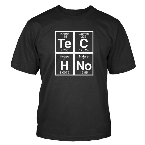 Techno T-Shirt