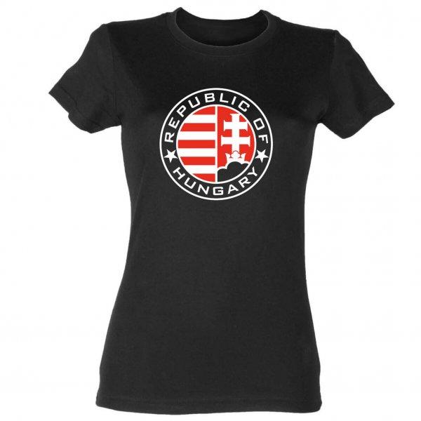 Ungarn Damen T-Shirt